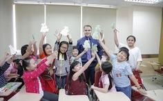 Nhộn nhịp không khí giáng sinh tại Anh văn Hội Việt Mỹ VUS