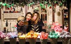 Đi chợ Giáng sinh trời Âu có gì vui?