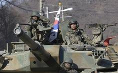 Hàn Quốc tiếp tục 'dò đá qua sông' với Triều Tiên