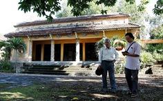 'Chưa thể loại trừ khả năng mộ vua Quang Trung đặt ở Nghệ An'