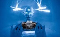 Lọt vào 'cung điện mùa đông' đẹp mê hồn