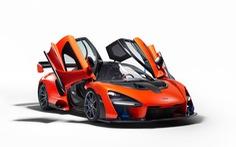 Ngắm Senna - siêu xe triệu đô mới của nhà McLaren