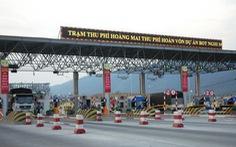 BOT Hoàng Mai, Nghệ An chịu giảm phí cho dân gần trạm