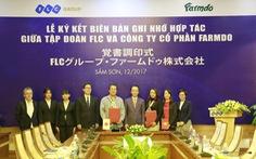 FLC bắt tay làm nông nghiệp cùng Farmdo