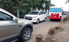 Dân khốn khổ vì xe né trạm BOT Biên Hòa