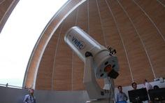 Việt Nam sắp có thêm một đài thiên văn tại Hà Nội