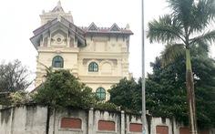 Biệt thự 'to nhất vùng' ở Thái Nguyên sai phép không ai xử lý
