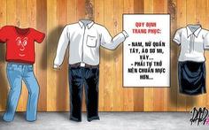 Cần Thơ bỏ qui định cấm công chức mặc quần jean đi làm