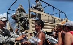 Puerto Rico đứng trước thảm kịch nhân đạo