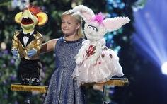 Cô bé 'hát bằng bụng' 12 tuổi chiến thắng America's Got Talent