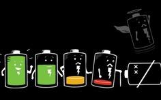 Tại sao pin điện thoại vẫn không thể tốt hơn