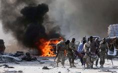 Bị khủng bố tấn công liên tục, thủ đô Somalia tan hoang