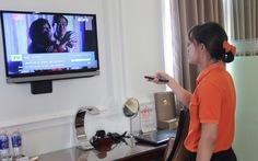 Tác quyền âm nhạc tivi trong khách sạn sẽ đếm bằng... tay