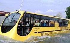Giải nhì chống ùn tắc cho Hà Nội: Taxi nước