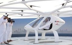 Thế giới trong tuần qua ảnh: taxi bay ở Dubai