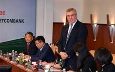 Vietcombank bổ nhiệm giám đốc người nước ngoài
