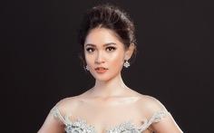 Thuỳ Dung khoe váy lộng lẫy, lọt top 3 bình chọn của Missosology