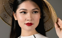 Á hậu Thùy Dung hé lộ clip giới thiệu tại Miss International