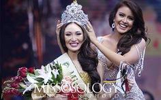 Philippines đăng quang Hoa hậu Trái đất, Hà Thu vào top 16