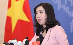 Việt Nam phản đối lệnh trừng phạt của Mỹ, khẳng định làm ăn minh bạch với Iran