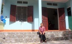 Vợ liệt sỹ 85 tuổi mòn mỏi chờ tiền hỗ trợ làm nhà