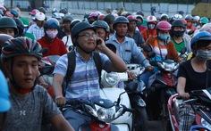 Đà Nẵng ùn ứ nặng ở dự án hầm chui Điện Biên Phủ