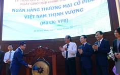 Vợ tổng giám đốc VPBank đăng ký mua vào 10 triệu cổ phiếu