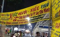 Khán giả giựt micro phản đối gánh xiếc, ban tổ chức bỏ chạy