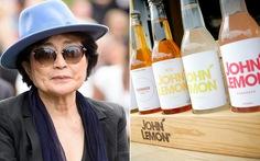 Yoko Ono kiện nước chanh John Lemon vì lợi dụng tên của chồng mình