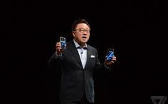 Điện thoại gập được của Samsung sẽ như máy tính bảng bỏ túi