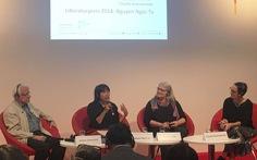 Nhà văn Nguyễn Ngọc Tư nhận giải ở Đức: Từ những thì thầm
