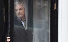 Ecuador khôi phục lại truy cập Internet cho nhà sáng lập WikiLeaks