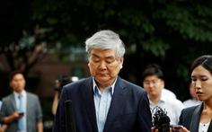 Sếp hãng Korean Air bị buộc tội biển thủ hàng chục triệu USD
