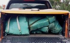 Truy bắt nghi can vận chuyển hơn 3 tạ ma túy đá