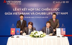 Chubb Life Việt Nam và Ngân hàng TMCP Việt Á chính thức hợp tác phân phối sản phẩm bảo hiểm