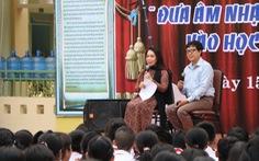 Giới thiệu cải lương - vọng cổ đến học sinh