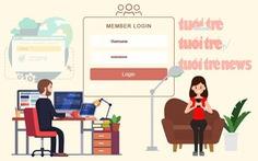 Mời bạn trở thành thành viên Tuổi Trẻ Online