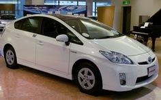 Toyota liên tục triệu hồi xe