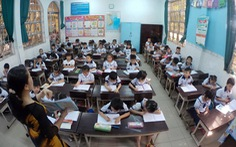 Nghịch lý trường lớp ở TP.HCM: nơi 4.500 học sinh, nơi chỉ 210