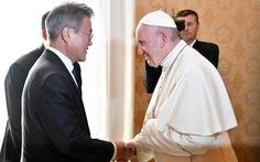 Giáo hoàng Francis cân nhắc chuyến thăm Triều Tiên