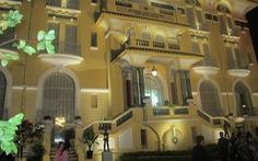 Bảo tàng Mỹ thuật TP.HCM 'tỏa sáng' trong đêm