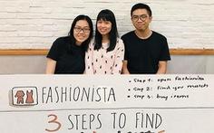 Ứng dụng thời trang của sinh viên cho người 'không biết mặc gì'