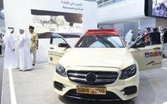 Dubai thử nghiệm dịch vụ taxi không người lái