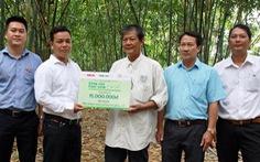 Hỗ trợ vốn cho 2 mô hình  'Cùng xây cuộc sống xanh' tại Đồng Tháp