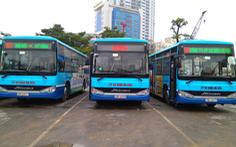 Thêm tuyến xe buýt thứ 8 từ trung tâm Hà Nội đi sân bay Nội Bài