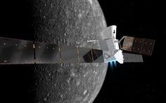 Tàu vũ trụ bắt đầu hành trình 9 tỉ km lên Sao Thủy