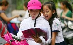 Thử hỏi con chuyện học hành: nỗi niềm phụ huynh