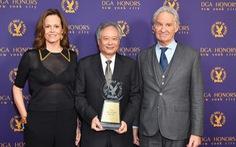 Đạo diễn Lý An nhận giải thưởng Thành tựu sự nghiệp của DGA, Mỹ