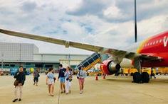Vietjet Air ngừng khai thác 4 chuyến bay tại Chu Lai do thời tiết