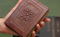Thư viện Anh sẽ trưng bày Phúc âm John, cuốn sách 1.300 tuổi